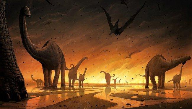 Rùng mình thảm kịch suýt xóa sổ sự sống trên Trái đất - Ảnh 4.