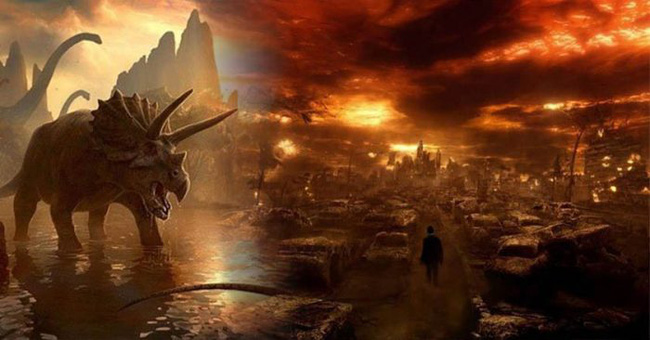 Rùng mình thảm kịch suýt xóa sổ sự sống trên Trái đất - Ảnh 6.