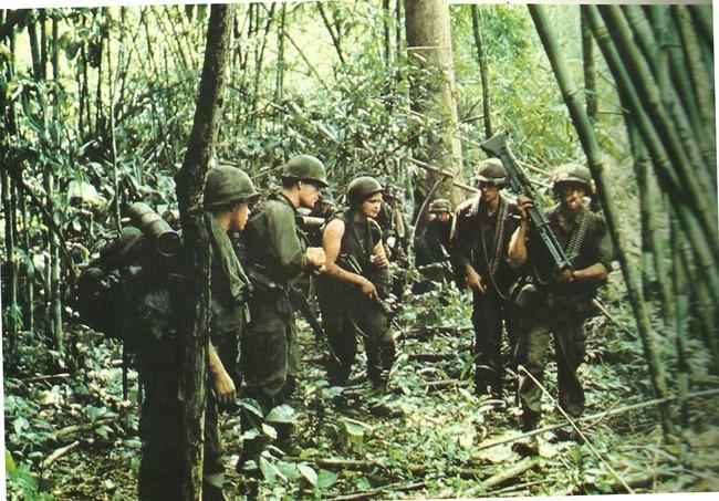 Môi trường chiến đấu nào ám ảnh lính Mỹ nhất trong chiến tranh Việt Nam - Ảnh 2.