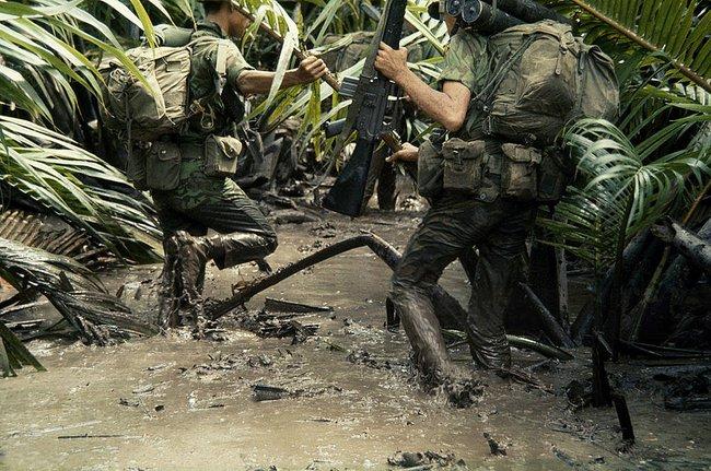 Môi trường chiến đấu nào ám ảnh lính Mỹ nhất trong chiến tranh Việt Nam - Ảnh 3.