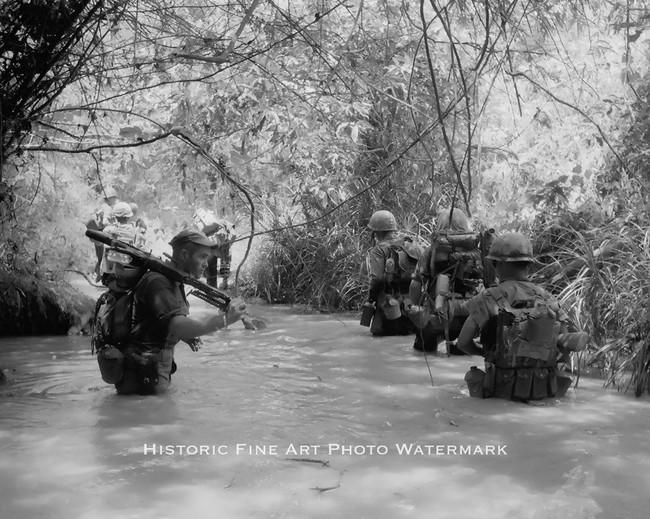 Môi trường chiến đấu nào ám ảnh lính Mỹ nhất trong chiến tranh Việt Nam - Ảnh 13.