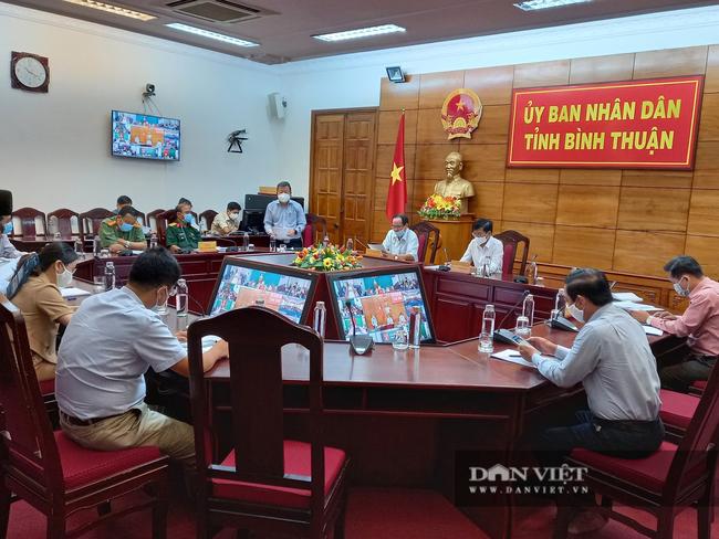 Một bác sỹ khoa sản nghi nhiễm Covid-19, tỉnh Bình Thuận khẩn cấp ngăn chặn - Ảnh 3.
