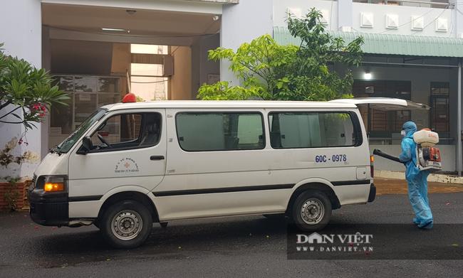 Nóng: Đồng Nai truy vết người liên quan đến ca mắc Covid-19 trong ổ dịch xe khách Trung Đức Hải Phòng - Ảnh 2.