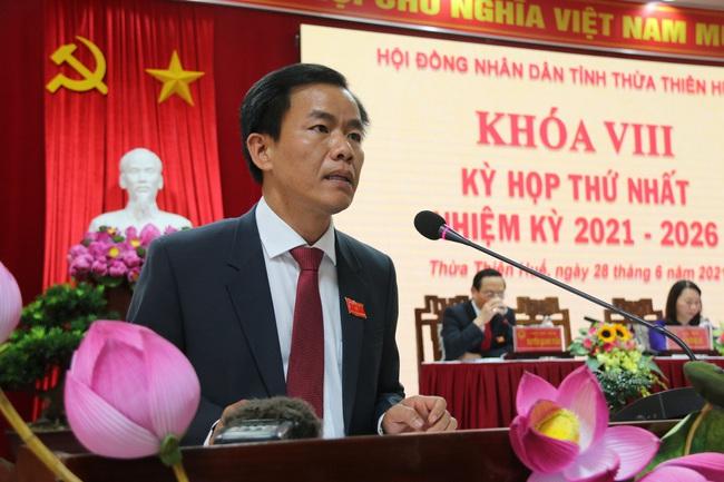 Ông Nguyễn Văn Phương được bầu giữ chức Chủ tịch UBND tỉnh Thừa Thiên Huế  - Ảnh 2.