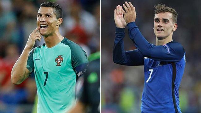Ronaldo và top 5 cột mốc vô tiền khoáng hậu có thể bị xô đổ tại Euro 2020 - Ảnh 4.