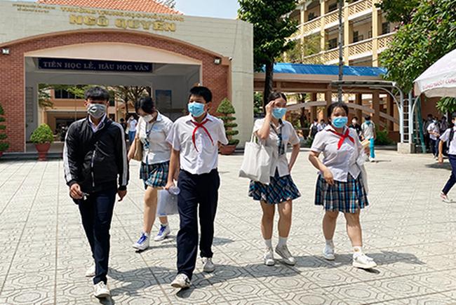 """Đồng Nai: Kỳ thi tuyển sinh lớp 10 với môn Ngữ văn """"thời sự và giàu cảm xúc"""""""