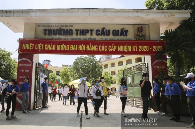 Bộ GD-ĐT cùng Bộ Công an ngăn chặn và xử lý hành vi tiêu cực trong kỳ thi tốt nghiệp THPT 2021 - Ảnh 2.