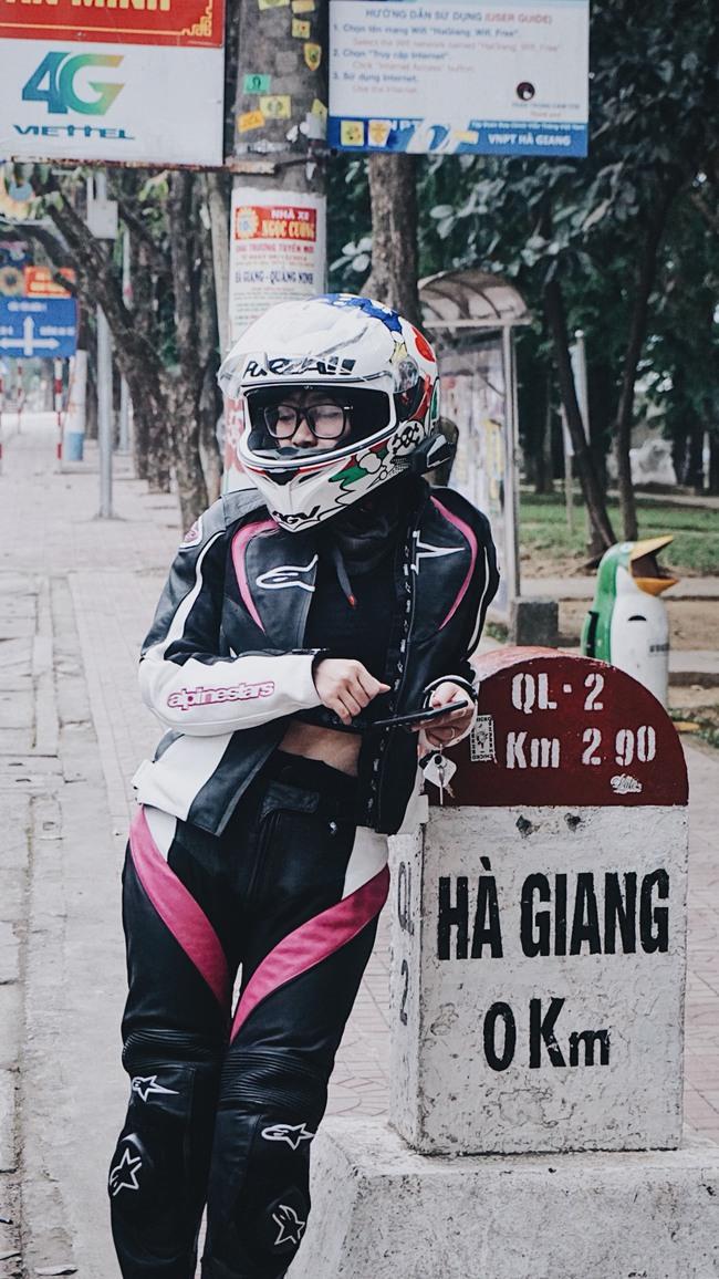 Hot girl mô tô phân khối lớn Phạm Ngọc Mai chia sẻ về hành trình khóc sau tay lái - Ảnh 9.