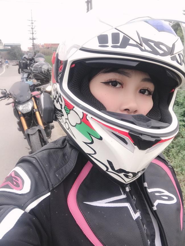 Hot girl mô tô phân khối lớn Phạm Ngọc Mai chia sẻ về hành trình khóc sau tay lái - Ảnh 20.
