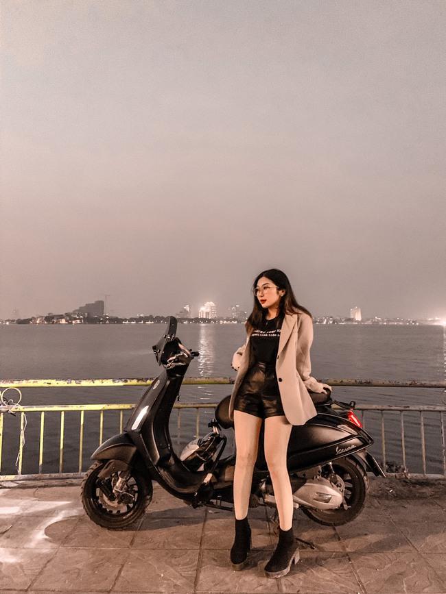 Hot girl mô tô phân khối lớn Phạm Ngọc Mai chia sẻ về hành trình khóc sau tay lái - Ảnh 17.