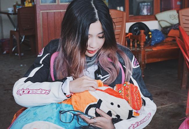 Hot girl mô tô phân khối lớn Phạm Ngọc Mai chia sẻ về hành trình khóc sau tay lái - Ảnh 14.