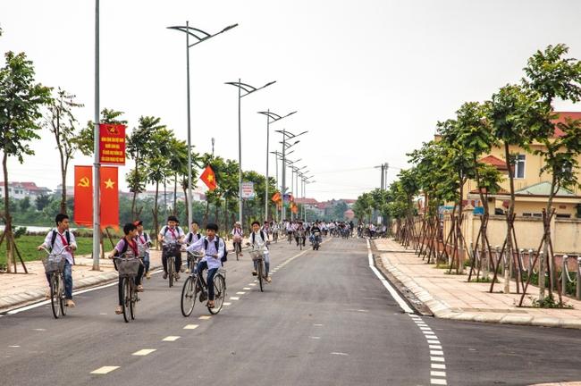 Vĩnh Phúc: Tăng tốc xây dựng nông thôn mới nâng cao - Ảnh 3.