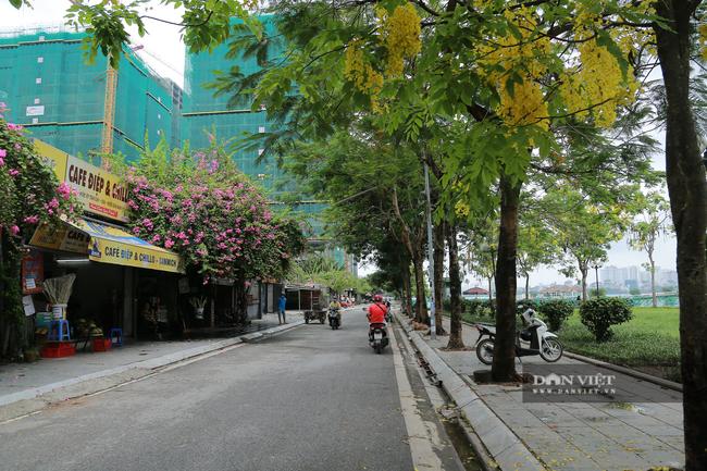 Hà Nội: Hồ Tây vắng vẻ lạ thường sau quy định mới - Ảnh 10.