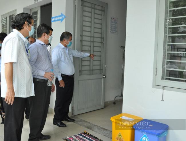 Đồng Nai: Thêm 5 ca dương tính với SARS-CoV-2, Bộ Y tế thành lập tổ hỗ trợ phòng chống dịch tại Đồng Nai - Ảnh 2.