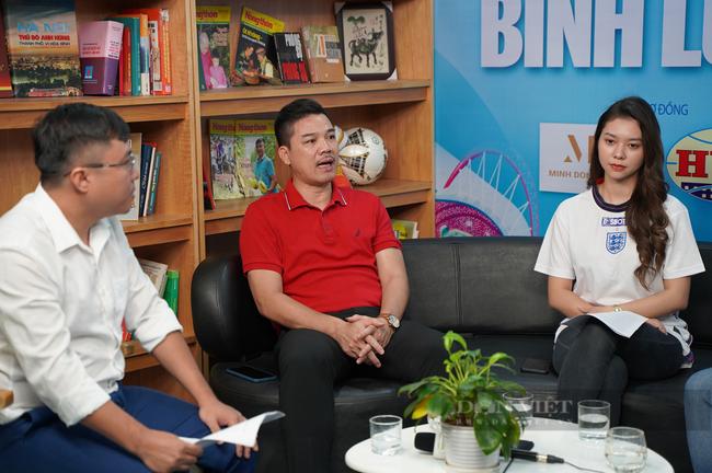 Giao lưu trực tuyến: Trận chung kết EURO 2020 và cơ hội lịch sử cho người Anh - Ảnh 2.