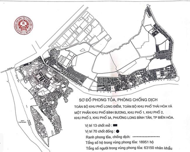 Đồng Nai: Phong tỏa nhiều nơi, cách ly thêm 63.000 người, dồn tổng lực để dập dịch - Ảnh 3.