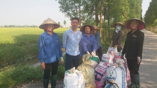 Đa dạng các mô hình nông dân bảo vệ môi trường - Ảnh 1.