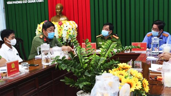 Trà Vinh: Khởi tố vụ án hình sự làm lây lan dịch Covid-19 tại huyện Tiểu Cần - Ảnh 1.