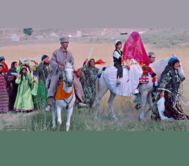 Bộ lạc du mục Qashqa'i chỉ cho phép đàn ông đa thê theo lựa chọn của vợ - Ảnh 6.