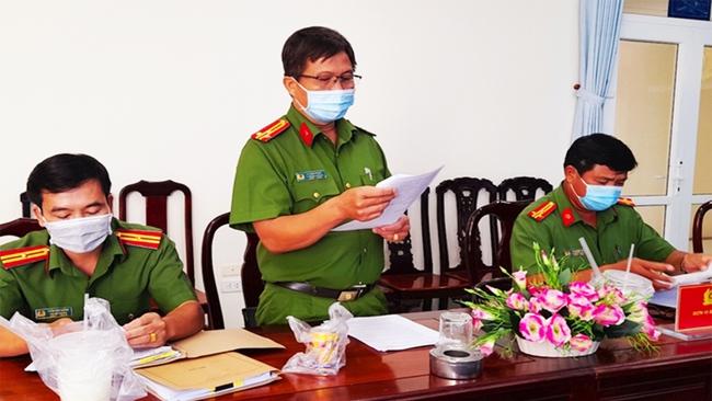 Trà Vinh: Khởi tố vụ án làm lây lan dịch Covid-19 tại huyện Cầu Ngang - Ảnh 1.
