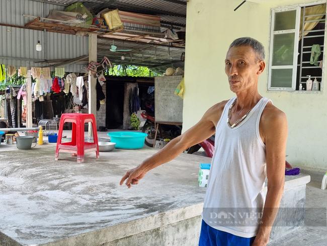 """Ninh Bình: Hàng chục hộ dân làng Quang Hiển """"khát nước"""" sạch sinh hoạt - Ảnh 4."""