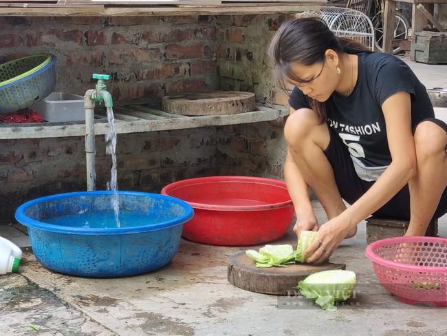 """Ninh Bình: Hàng chục hộ dân làng Quang Hiển """"khát nước"""" sạch sinh hoạt - Ảnh 7."""