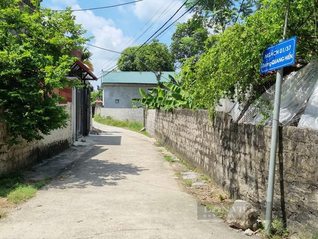 """Ninh Bình: Hàng chục hộ dân làng Quang Hiển """"khát nước"""" sạch sinh hoạt - Ảnh 10."""