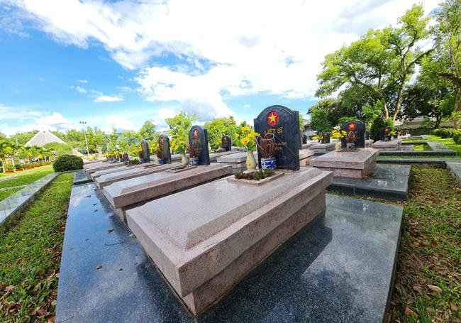 Nghĩa trang liệt sỹ A1 Điện Biên Phủ   - Ảnh 5.