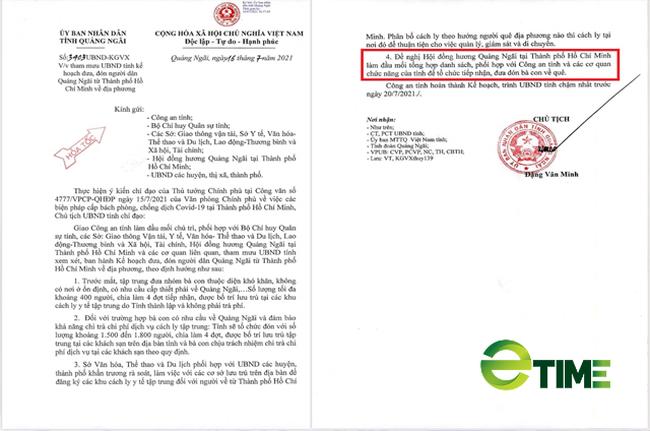 Quảng Ngãi: Bí thư Tỉnh uỷ kêu gọi khách sạn áp dụng mức phí cách ly phi lợi nhuận  - Ảnh 5.