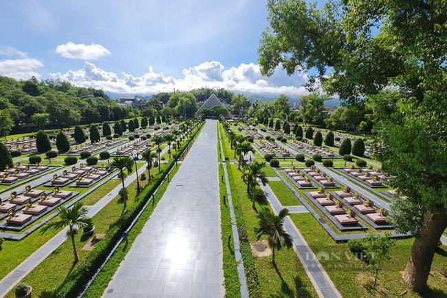 Nghĩa trang liệt sỹ A1 Điện Biên Phủ   - Ảnh 2.