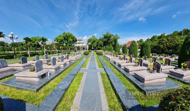 Nghĩa trang liệt sỹ A1 Điện Biên Phủ   - Ảnh 4.