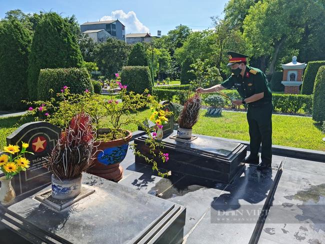 Nghĩa trang liệt sỹ A1 Điện Biên Phủ   - Ảnh 6.