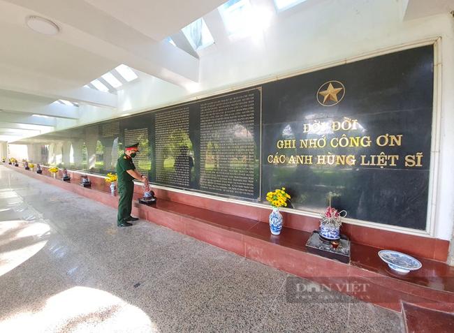 Nghĩa trang liệt sỹ A1 Điện Biên Phủ   - Ảnh 8.