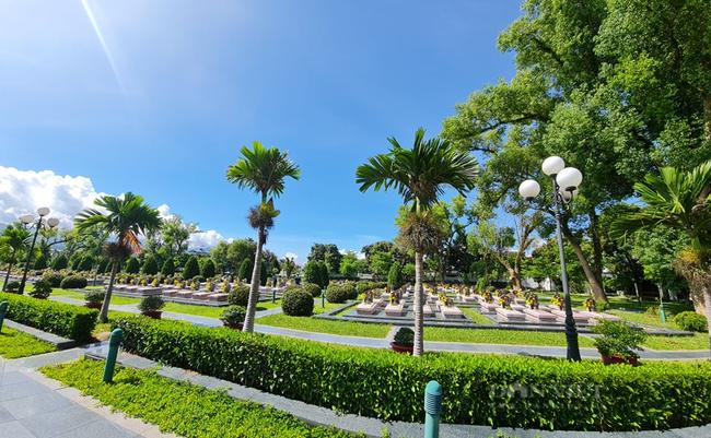 Nghĩa trang liệt sỹ A1 Điện Biên Phủ   - Ảnh 9.