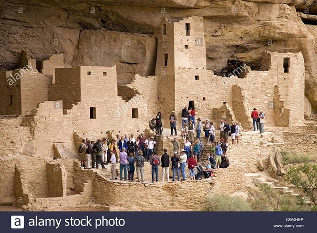 Trật tự ngược khi yêu theo tục lệ của bộ lạc thổ dân Pueblo - Ảnh 6.