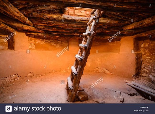 Trật tự ngược khi yêu theo tục lệ của bộ lạc thổ dân Pueblo - Ảnh 9.