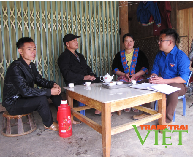 Lai Châu: Xã biên giới Trung Chải nỗ lực xây dựng nông thôn mới   - Ảnh 1.