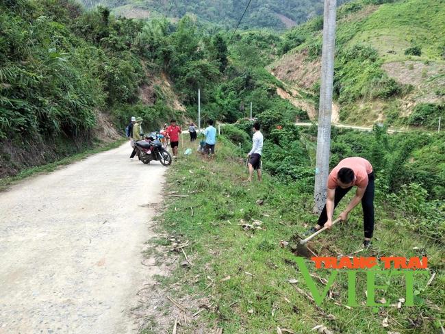 Lai Châu: Xã biên giới Trung Chải nỗ lực xây dựng nông thôn mới   - Ảnh 5.