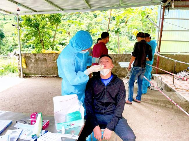 Lai Châu: Thêm một trường hợp dương tính với SARS-CoV-2   - Ảnh 1.