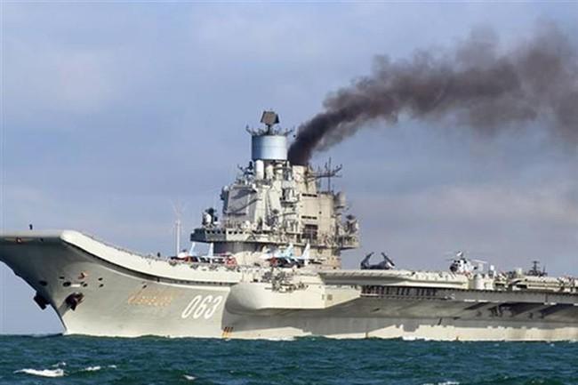 Tại sao Nga chưa bao giờ trở thành siêu cường tàu sân bay? - Ảnh 2.