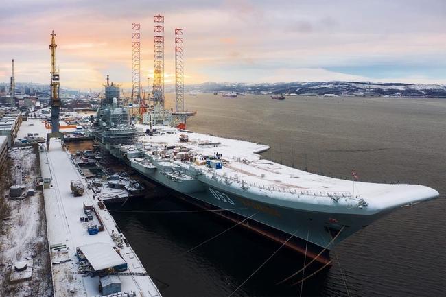 Tại sao Nga chưa bao giờ trở thành siêu cường tàu sân bay? - Ảnh 7.