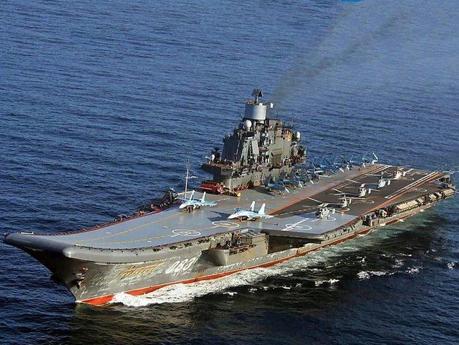 Tại sao Nga chưa bao giờ trở thành siêu cường tàu sân bay? - Ảnh 12.