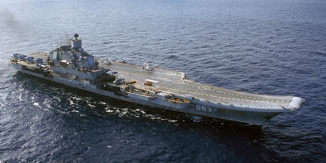 Tại sao Nga chưa bao giờ trở thành siêu cường tàu sân bay? - Ảnh 13.