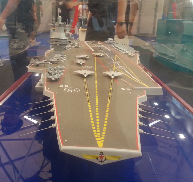 Tại sao Nga chưa bao giờ trở thành siêu cường tàu sân bay? - Ảnh 16.