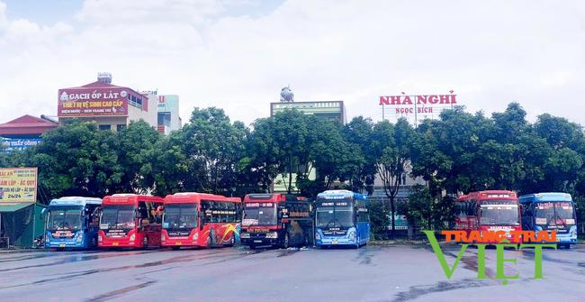 Lai Châu: Tạm dừng hoạt động vận tải đi Hà Nội và các dịch vụ không cần thiết   - Ảnh 1.
