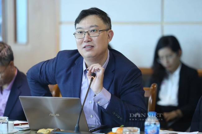 Ông Nguyễn Xuân Thành: Động lực duy nhất là sản xuất công nghiệp chế biến chế tạo để xuất khẩu - Ảnh 1.