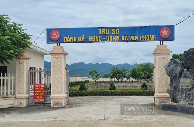 """Ninh Bình: Xã Văn Phong """"nợ"""" tiêu chí nông thôn mới bao giờ trả hết ? - Ảnh 5."""