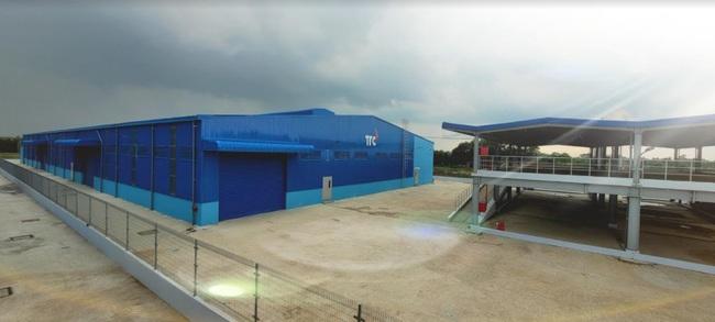 TTC IZ bàn giao khuôn viên Nhà xưởng tại KCN Thành Thành Công để thành lập Bệnh viện dã chiến số 01  - Ảnh 2.