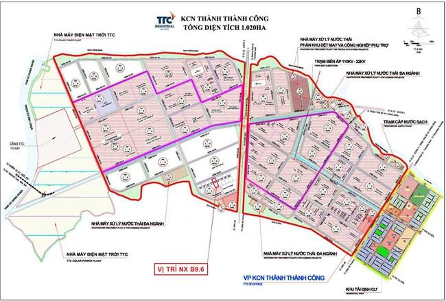 TTC IZ bàn giao khuôn viên Nhà xưởng tại KCN Thành Thành Công để thành lập Bệnh viện dã chiến số 01  - Ảnh 4.