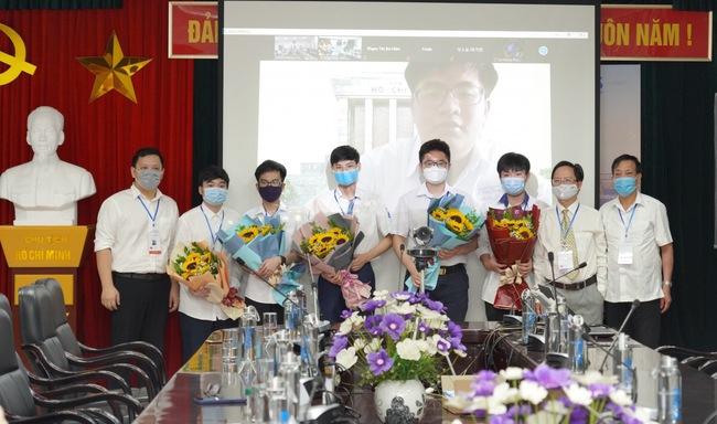 Tiết lộ học sinh Việt Nam duy nhất đạt HCV Olympic Toán quốc tế: Ấn tượng từ tên đến thành tích - Ảnh 2.